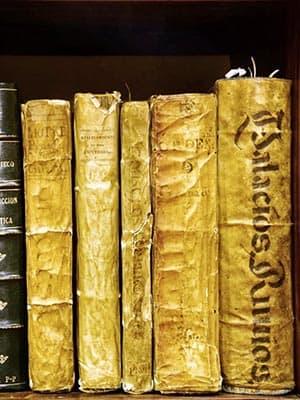 Impresos del siglo XVIII