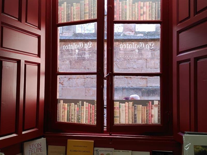Librería Anticuaria La Galatea tarjeta regalo