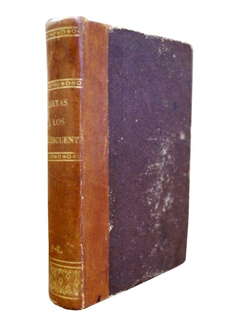 Concepción Arenal – Cartas a los delincuentes (1865)